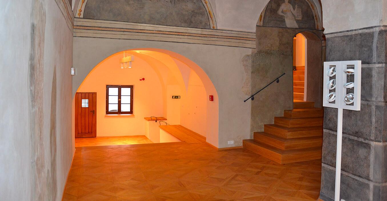 Centrum Třeboňského rybníkářského dědictví v domě Štěpánka Netolického